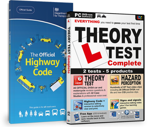 Theory Test Complete & Highway Code